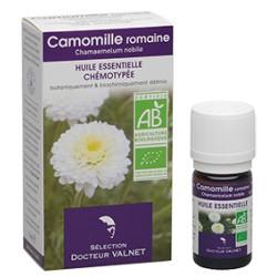 Camomille Romaine, Huile Essentielle 5ml-Docteur Valnet