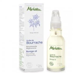 Huile Végétale de Bourrache Bio 50ml - Melvita