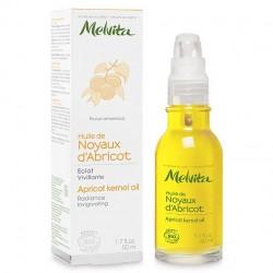 Huile Végétale de Noyau d'Abricots 50ml - Melvita