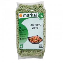Flageolets Verts 500g-Markal