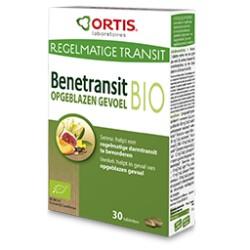Benetransit Bio Ballonnements - 30 Comprimés - Ortis