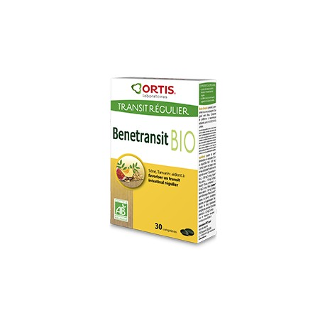 Benetransit Bio - 30 Comprimés - Ortis