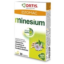 Minesium Estomach - 30 Comprimés - Ortis