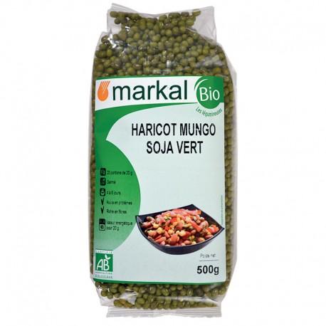 Haricots Mungo Soja Vert 500g-Markal
