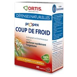 Propex Coup de Froid - 45 Comprimés - Ortis