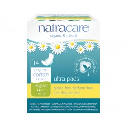 Serviette Naturelles - x14 - Natracare