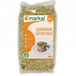 Sarrasin Décortiqué 500g-Markal