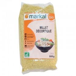 Millet Décortiqué 500g-Markal