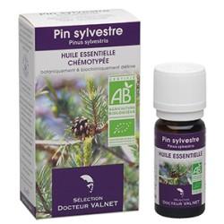 Pin Sylvestre, Huile Essentielle 10ml-Docteur Valnet