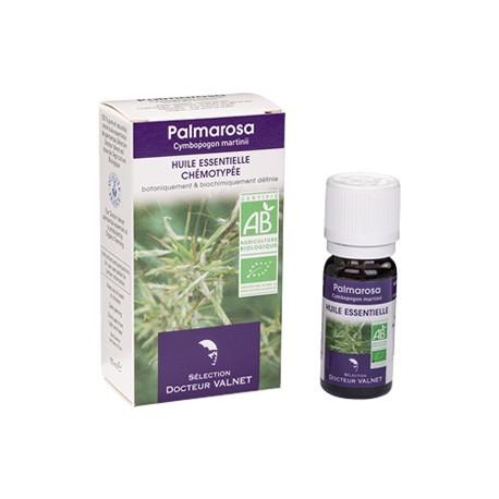 Palmarosa, Huile Essentielle 10ml-Docteur Valnet