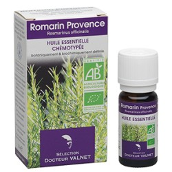 Romarin Provence, Huile Essentielle 10ml-Docteur Valnet