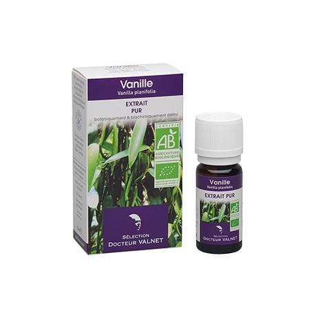 Vanille Bourbon, Extrait Pur 10ml-Docteur Valnet