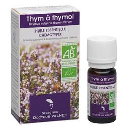 Thym à thymol, Huile Essentielle 10ml-Docteur Valnet
