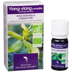 Ylang-ylang complète, Huile Essentielle 10ml-Docteur Valnet