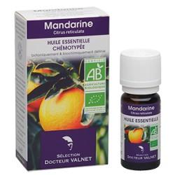 Madarine, Huile Essentielle 10ml-Docteur Valnet