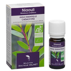 Niaouli, Huile Essentielle 10ml-Docteur Valnet