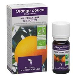 Orange Douce, Huile Essentielle 10ml-Docteur Valnet