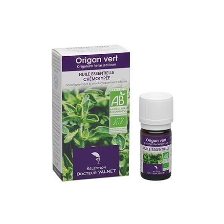 Origan Vert, Huile Essentielle 5ml-Docteur Valnet