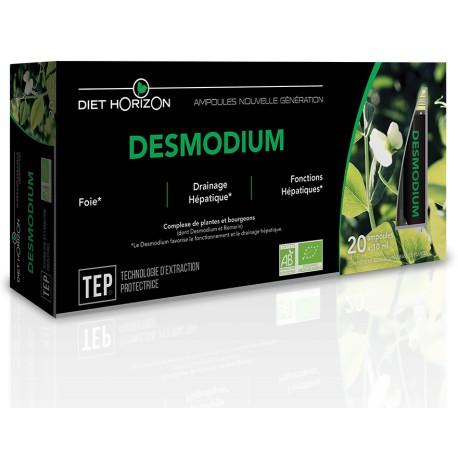 Desmodium Bio Ampoules - 20 x 10ml - Diet Horizon