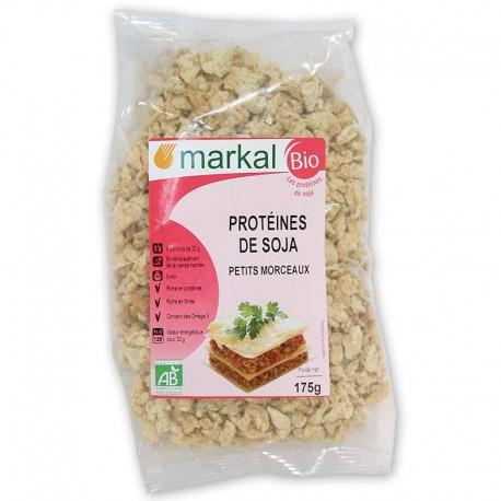 Protéines de Soja Petits 175g-Markal