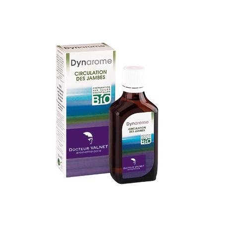 Dynarome, Circulation des Jambes 50ml-Docteur Valnet