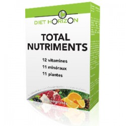 Total Nutriments - 60 Comprimés - Diet Horizon