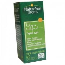 Thym à thymol, Huile Essentielle 10ml-NaturSun'Aroms