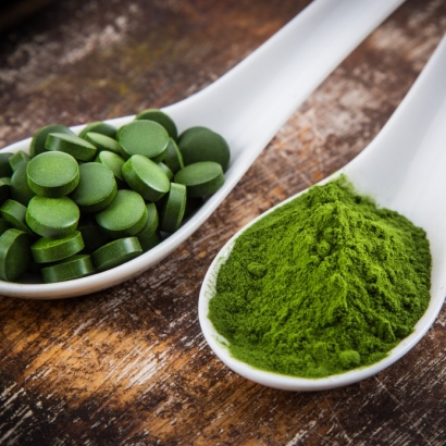 La Chlorella, l'algue miracle